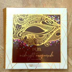 Brand new Pur midnight face palette